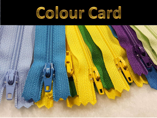 Link to Colour Card